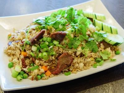 B.B.Q. Pork Fried Rice