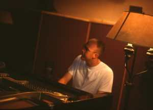Chad Beall Playing Piano