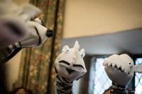 Froud Day puppet-making workshop, Chagford Film Festival 2014 (© Simon Blackbourn)