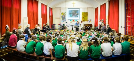 Aardman Animation at Chagford Primary School