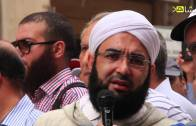 تصريح الشيخ حسن الكتاني خلال مسيرة المغاربة ضد الانقلاب
