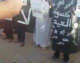 مدينة البيضاء ( سيدي البرنوصي) تتضامن مع حراك الريف
