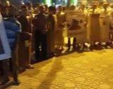 طنجة : وقفة تضامنية مع مسلمي الروهينغا