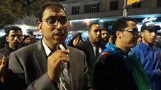بث مباشر لوقفة احتجاجية بالدار البيضاء تضامنا مع شهيدات الجوع