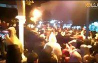 ساكنة الشاون في مسيرة ليلية حاشدة تضامنا مع القدس