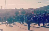 المسيرات الاحتجاجية مستمرة في جرادة