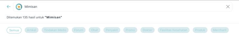 Hasil pencarian sehatq.com