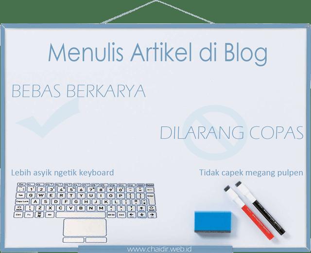Cara-Menulis-Artikel-di-Blog-Pemula