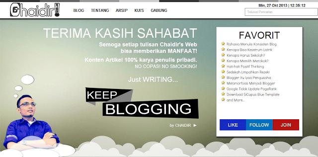 Tampilan-Blog-Menarik-Halaman-Statis-About