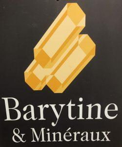 barytine & minéraux