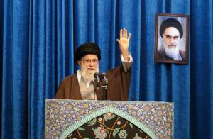 IRAN VOWS TO CRUSH 'SATANIC' TRUMP PLAN AND 'JEWISHIZATION' OF JERUSALEM