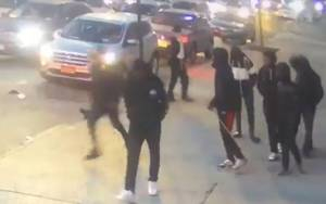 VIDEO EMERGES OF ANOTHER, UNREPORTED ASSAULTED ON ORTHODOX JEW IN BROOKLYN