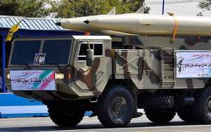 US SAID SEEING SIGNS IRAN PREPPING BALLISTIC MISSILES AS TEHRAN VOWS REVENGE