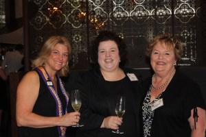 Laura Ginn, Mary Horn, Vice Chargée de Mission Carmen Parks