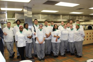 Young Chef Competitors