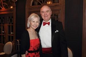 Jeannine Winkelmann and Chevalier John Winkelmann
