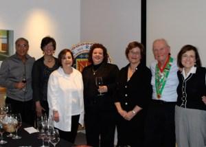Patrick Gaito, Amy Neyer, Marilyn Harris, Mary Horn, Kathy Merchant, Irwin Weinberg, Barbara Weinberg