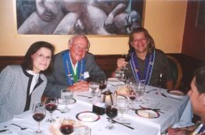 Barbara Weinberg, Irwin Weinberg, J.T. Mayer, Alvin Feldman
