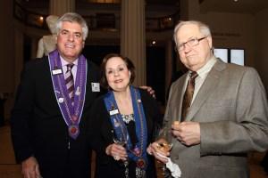 John Mocker, Marilyn Harris, E.P. Harris