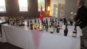 Cellar treasure wines