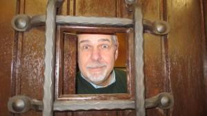 Vice Echanson Mike Monnin at the Heidelberg cellar door