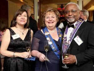 Jeane Elliott, Vice Chargée de Mission Carmen Parks, Chevalier Keevin Davis