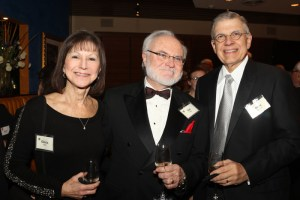 Gloria Uzeil, Pat Shea and Stan Ignatow