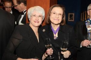 Jean Haynes and Barbara Weinberg
