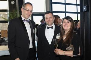 Guenter Matthews, Josh Jackson, Professionnel du Vin Kate MacDonald