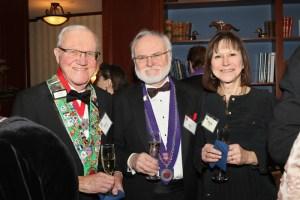Irwin Weinberg, Patrick Shea, Gloria Uziel