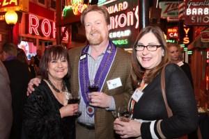 Carol White, Eric Durbin, Debbie Dent