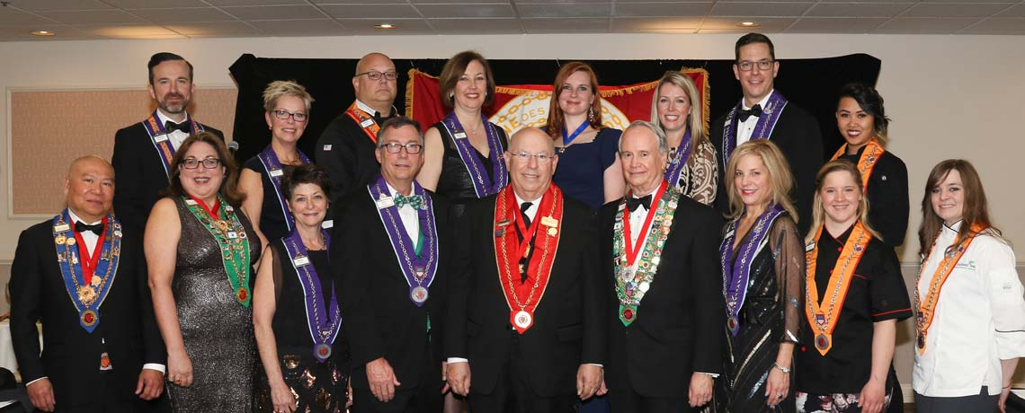 Midwest Chapitre Induction Dinner and Young Chef Awards at Hall of Mirrors – March 17, 2018