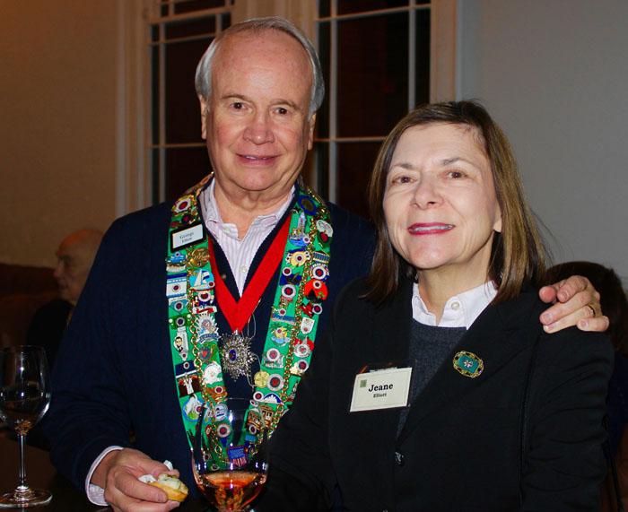 George & Jeane Elliott