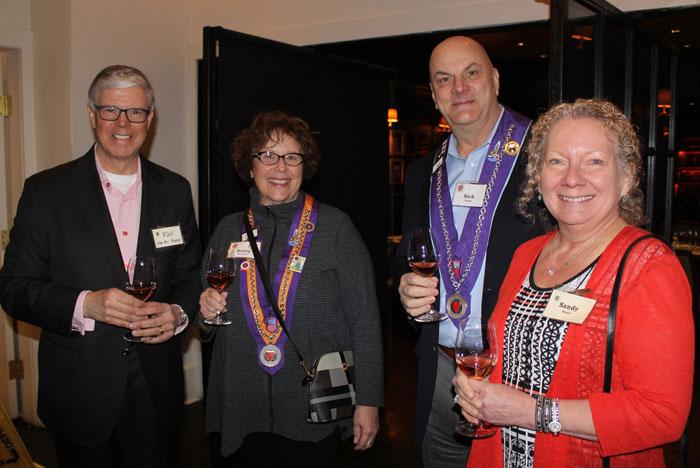 Ray von der Horst, Kathy Merchant, Nick & Sandy Pacak