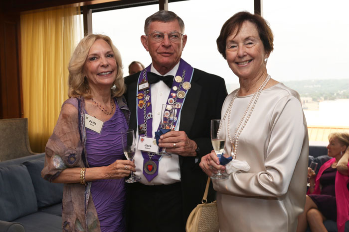 Patti Myers, Jack & Marilyn Osborne