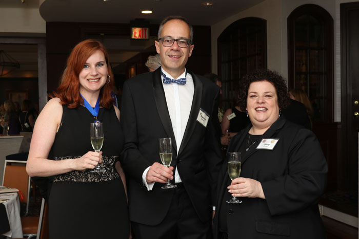 Bethanie Burcher, Guenter Matthews, Mary Horn