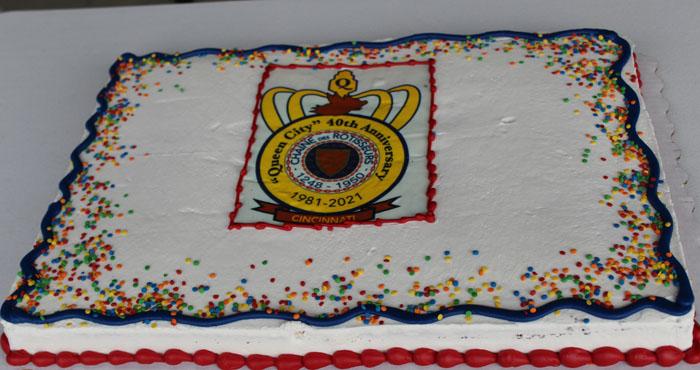 Happy 40th Anniversary to Cincinnati Chaine