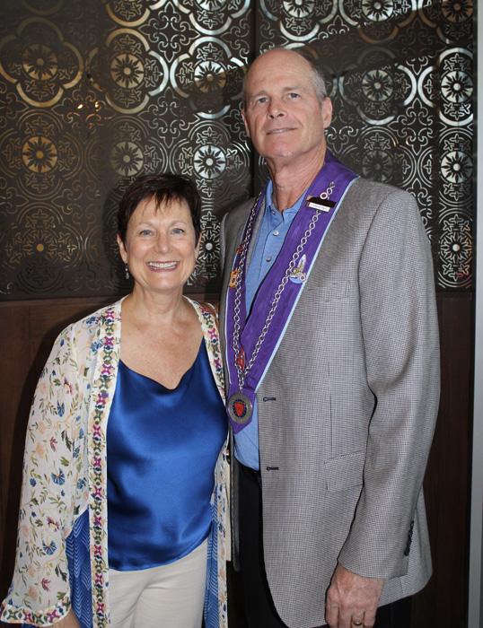 Jeannette & Greg Jones