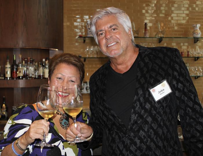 Marilou Lind and John Mocker