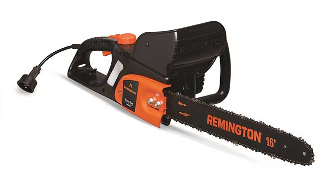 Remington RM1645 Versa Saw 12 Amp 16-Inch Electric Chainsaw Review