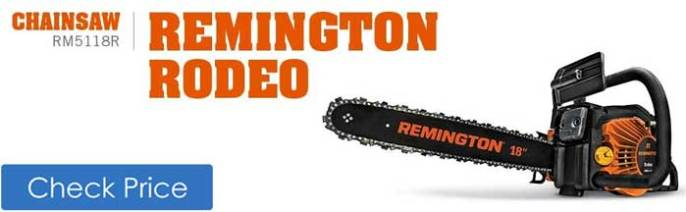 Remington RM5118R Rodeo Chainsaw Reviews