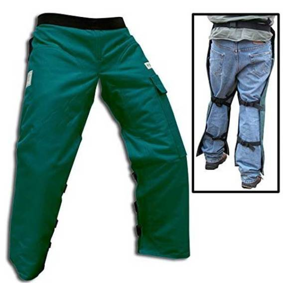 Forester Chainsaw Safety Chaps with Pocket Review