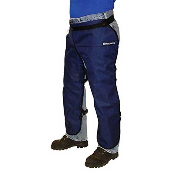 Husqvarna 531309565 Chain Saw Apron Chaps Review
