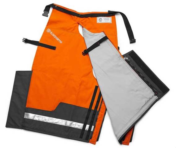 Husqvarna Technical Apron Wrap Chap Review