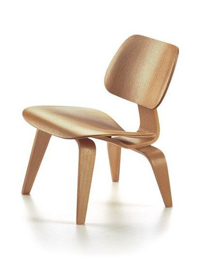 der eames lounge chair eine