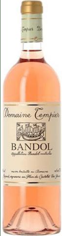 bandol rosés Tempier