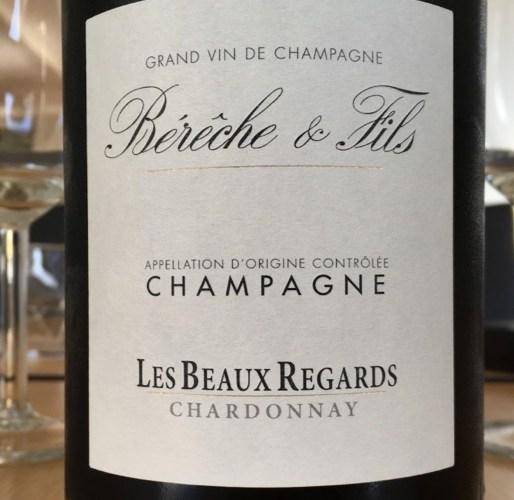 Champagne Premier Cru Ludes Les Beaux Regards - Bouteille