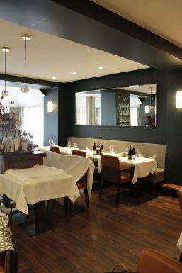 Salle restaurant Comice intérieur