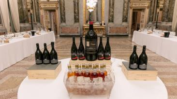 événements œnologiques BtoB - les vins de la Masterclass Milan
