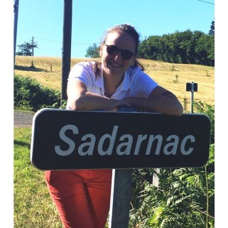Lise Deveix à Sadarnac en Corrèze